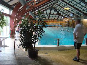 Photo: Svømmehallen i Tommerup