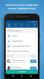 Download Practo For PC Windows and Mac apk screenshot 1