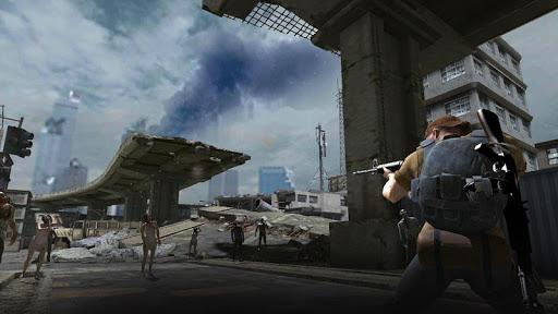 Télécharger Gratuit Zombie Gunfire mod apk screenshots 3