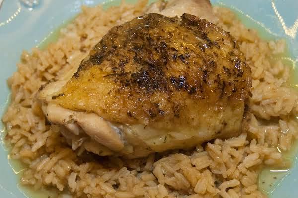 Cooking Under Pressure: Chicken Thighs & Sauce Recipe