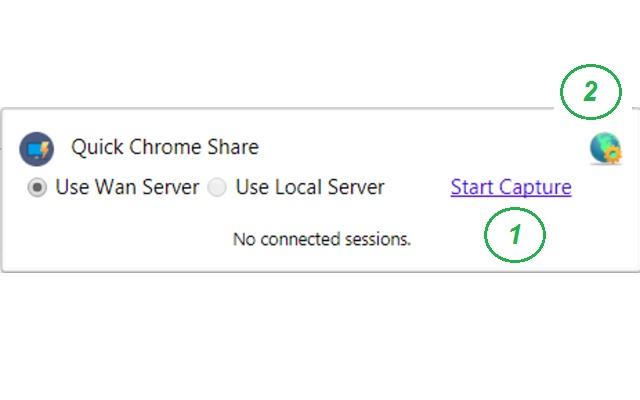 Quick Chrome Share