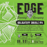 Edge Obligatory Double IPA
