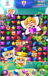 Game Jewel Match King: Quest APK for Windows Phone