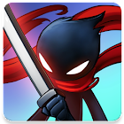 Stickman Revenge 3 - Ninja Warrior - Shadow Fight icon