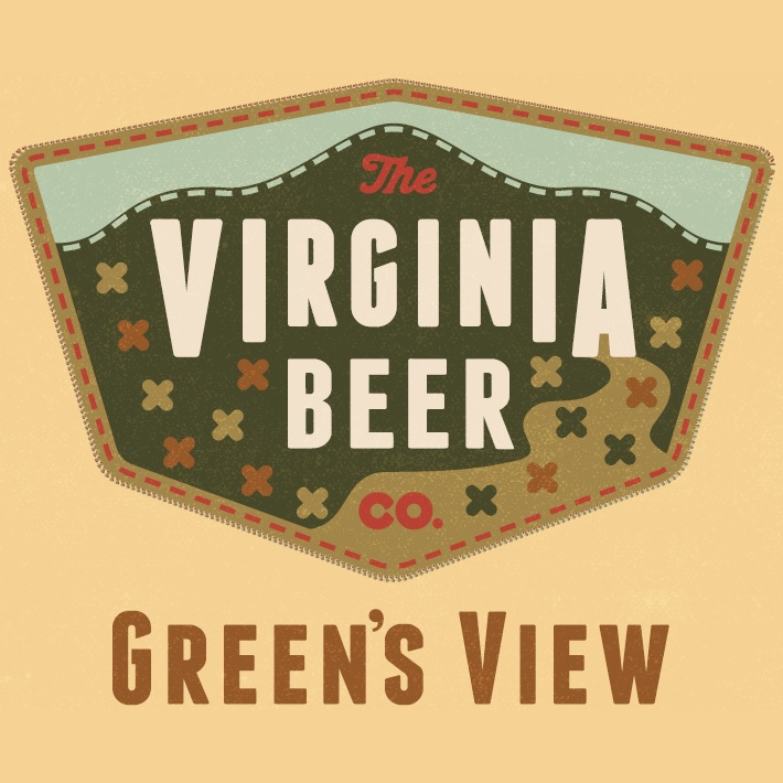 Logo of Virginia Beer Co. Green's View