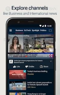 Haystack News: Local & World TV News - Free Screenshot