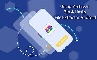 Unzip Archiver: Zip & Unzip file Extractor Android