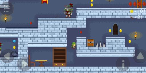 Evil Dungeon: Action 2D platformer