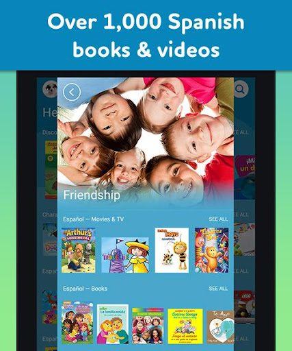 Amazon FreeTime Unlimited: Kids Shows, Games, More 2.0.0.203376 screenshots 24
