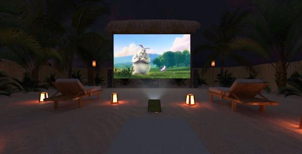 Cinema Variety VR Pro – Multi Movie Theater 3