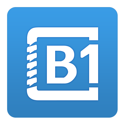 B1 Archiver zip rar unzip (app)