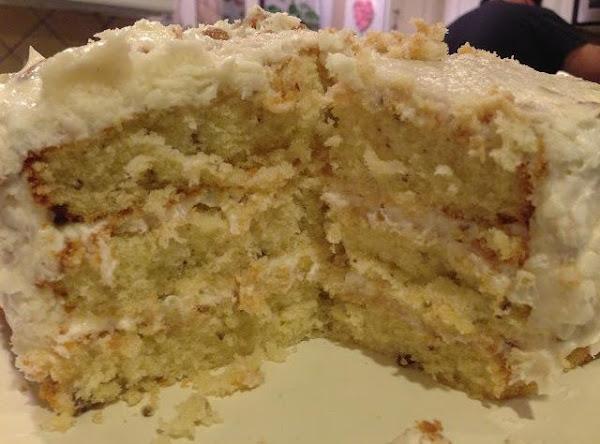 Italian Cream Christmas Cake Recipe