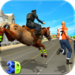 Police Horse Crime City Chase 1.0 Apk