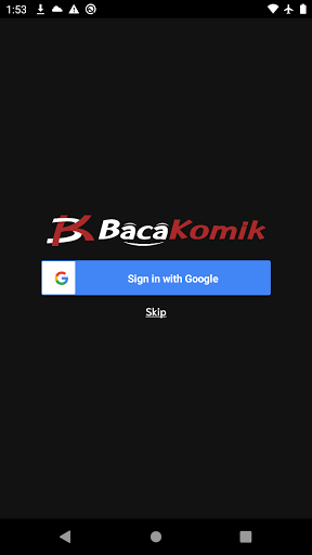 BacaKomik - Screenshots von Baca Manga & Webtoon Indonesia 3
