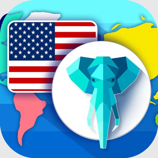 GeoQuest: World geography quiz geoguessr games.