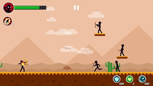 Stickman Archery Master - Archer Puzzle apkdebit screenshots 4