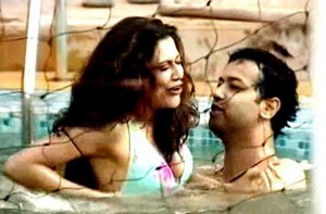 6. The only good Rahul Mahajan got from Bigg Boss is Payal Rohatgi