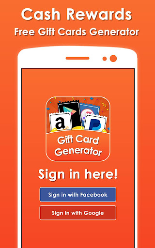 cash rewards free gift card generator referral code