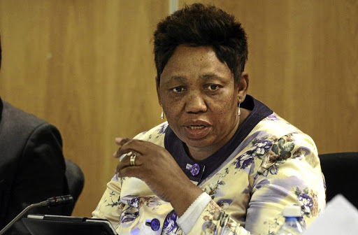 Minister of Basic Education Angie Motshekga Picture: TREVOR SAMSON