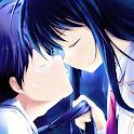 Anime Couple Live Wallpaper icon
