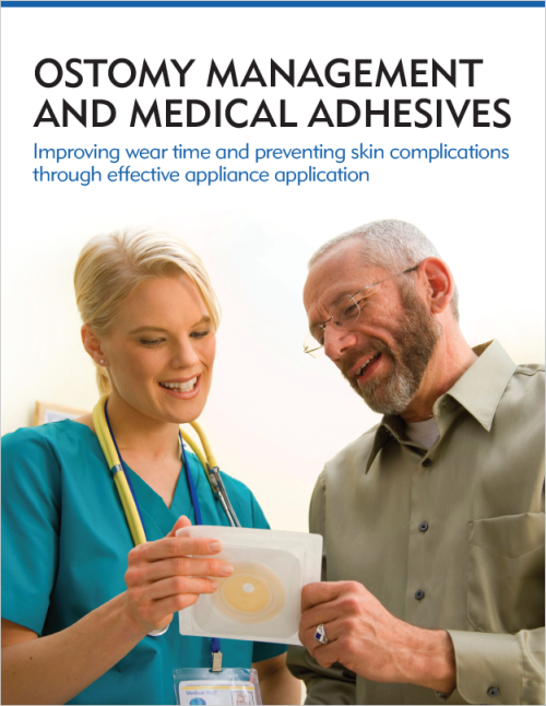 Ostomy Management and Medical Adhesives