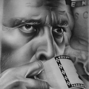 pencil on paper by Anand Sharma - Drawing All Drawing