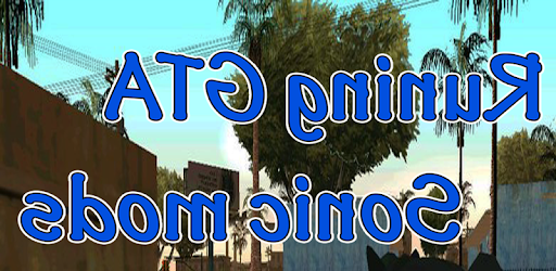super sonic gta run mods for PC