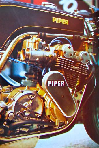 Machines et Moteurs vous présente un talentueux préparateur des années 1970, Piper.
