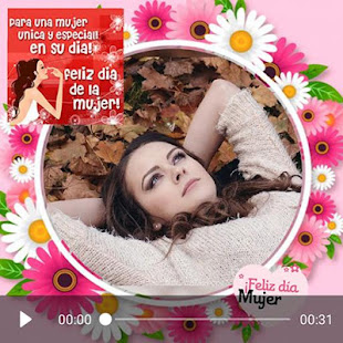 Download Women's day video maker  apk screenshot 15