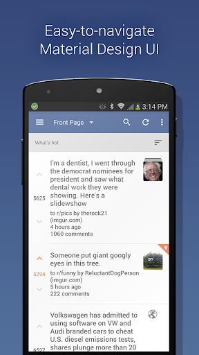BaconReader for Reddit for Android - Download