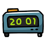 Daydream Clock