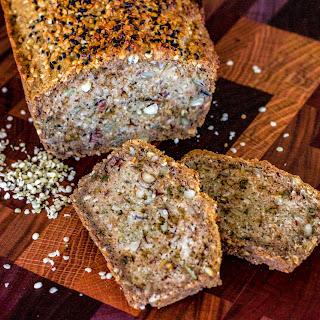 Mad Creations Ketogenic / Paleo Hemp Seedy Bread Recipe