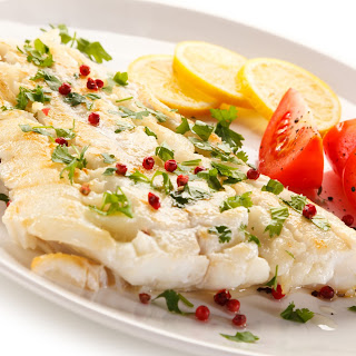 Baked Cod with Mediterranean Spices Recipe