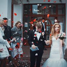 Wedding photographer Sergey Serebryannikov (serebryannikov). Photo of 24.09.2017