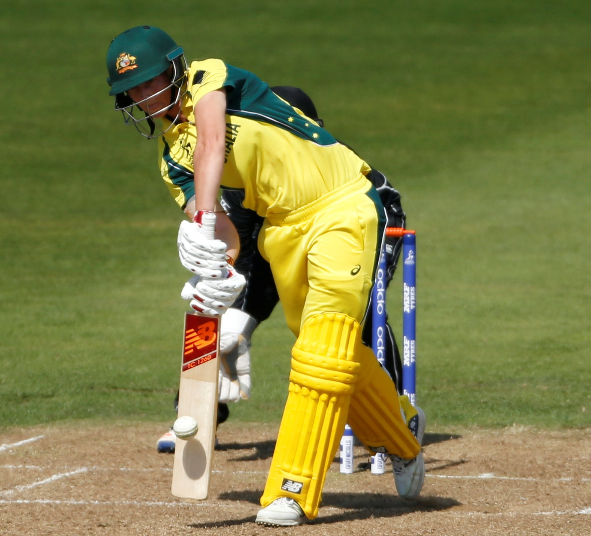 Australia's Meg Lanning in action. File photo.