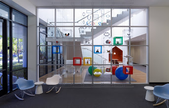Photo: Google Office Interiors - Mountain View, CAArchitects - BOORA