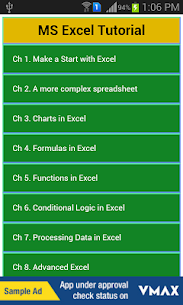 Learn Excel Complete Guide 1