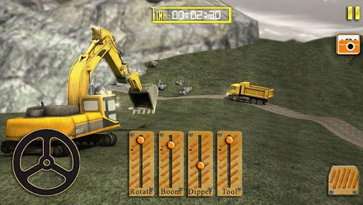玩模擬App|山鹤矿用卡车免費|APP試玩
