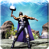 Hammer Hero: Avenger Battle