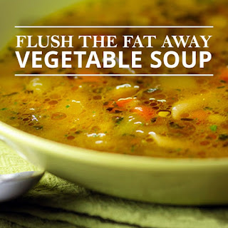 Fat Burning Vegetable Soup Recipe (back by popular demand!)