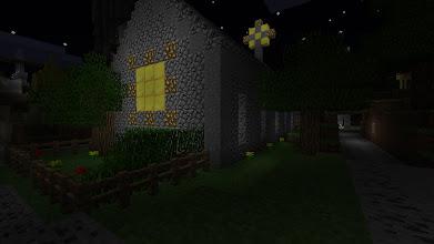 Photo: The garden was built by Ben and Matt.
