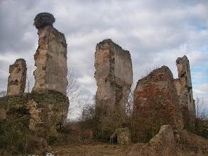 Photo: Ruiny zamku w Będzyniu