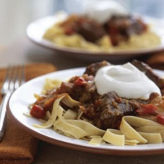 Beef Goulash (Hungarian Paprika)