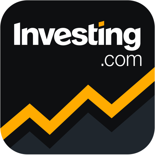 Investing.com: Stocks, Finance, Markets & News Icon