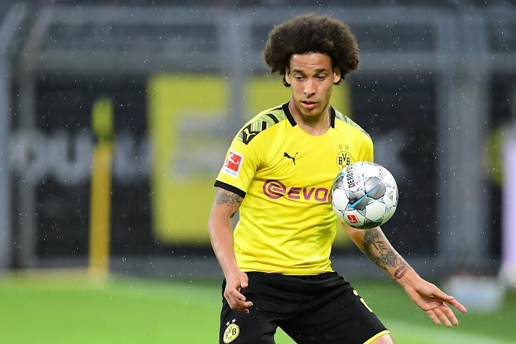 🎥 Bundesliga : Witsel et Meunier trébuchent avec le Borussia, Orel Mangala et Stuttgart cartonnent