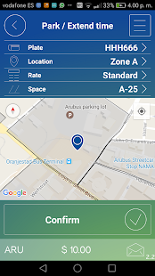 iParkME - app meter & parking- screenshot thumbnail