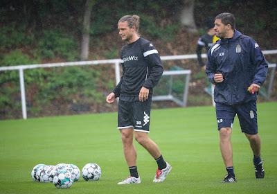 """Guillaume Gillet: """"Charleroi fait partie des meilleurs clubs belges"""""""
