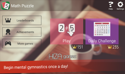 Math Puzzle (Calculation, Brain Training Apps) 1.2.9 screenshots 5
