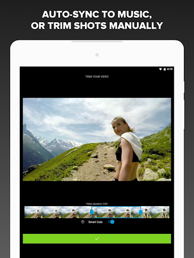Quik - Free Video Editor app (apk) free download for Android/PC/Windows screenshot