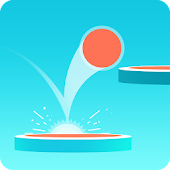 Bouncez - Hop Ball Games Icon